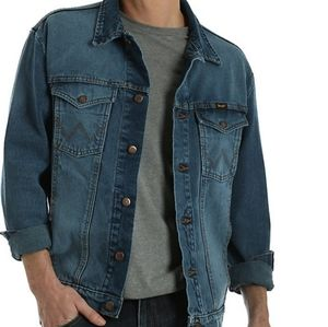 Other - Men's Wrangler Original Cowboy Cut Jean Jacket